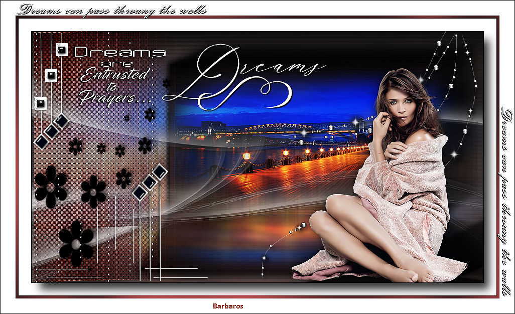 Dreams are entrusted to prayers psp tutorial
